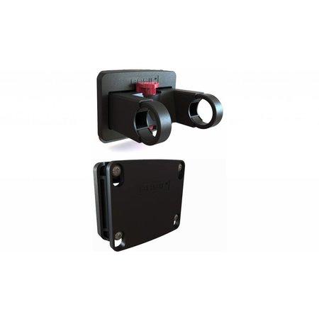 Basil KF Adapterplaat voor KLICKfix-systemen