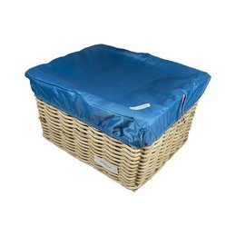 Hooodie Box L Blauw voor fietsmand of fietskrat