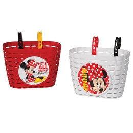 Widek Kindermandje Minnie Mouse PVC Rood
