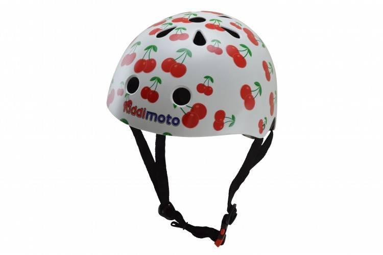 Kinderhelm Cherry Medium