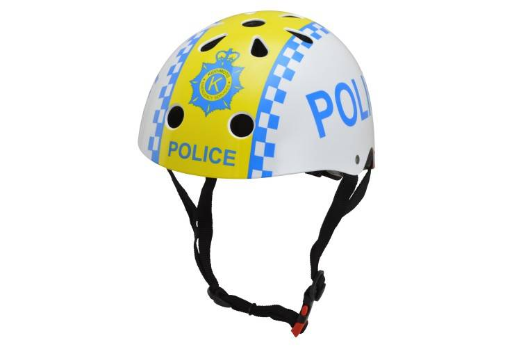 Kinderhelm Police Small