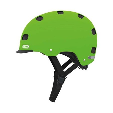 ABUS Kinderhelm Scraper V.2 Green L