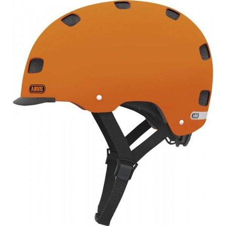 ABUS Kinderhelm Scraper V.2 Signal Orange L