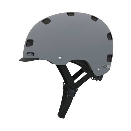 ABUS Kinderhelm Scraper V.2 Concrete Grey L