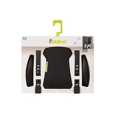 Qibbel Stylingset Luxe Voorzitje Uni Black