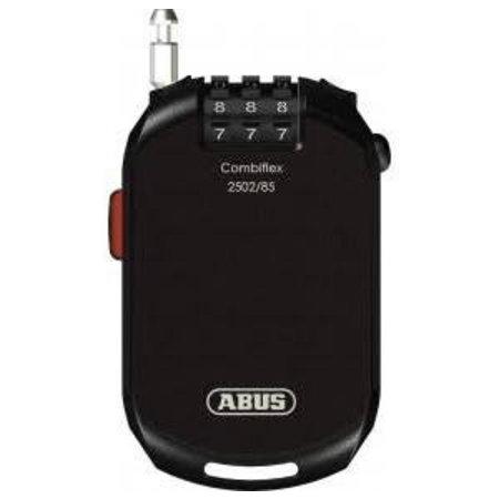 ABUS Kabelslot Combiflex 2502 - met cijfercode - oprolbaar - 85 CM