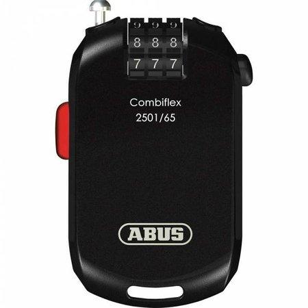 ABUS Kabelslot Combiflex 2501 - 65 CM - met cijfercode - oprolbaar