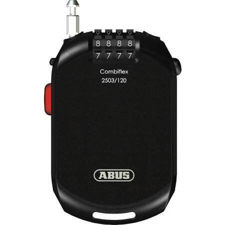 ABUS Kabelslot Combiflex 2503 - met cijfercode - oprolbaar - 120 CM