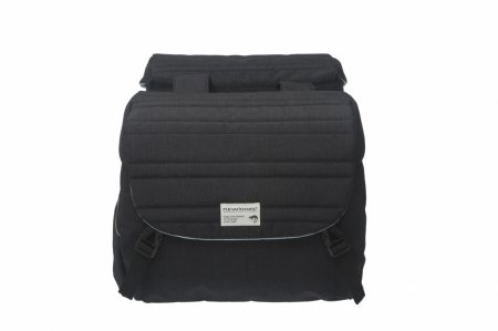 Dubbele fietstas Mondi Joy Double 38L Quilted Black