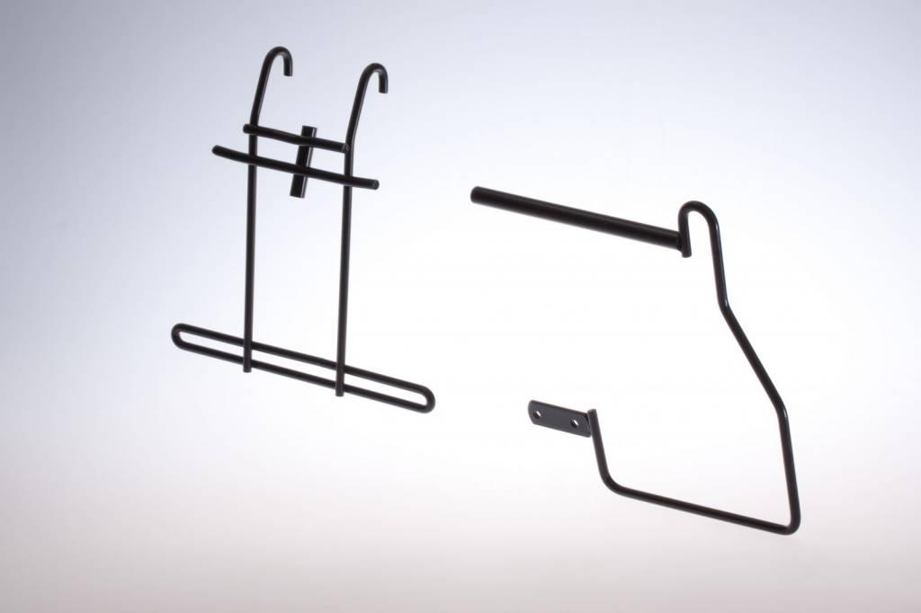 Pakaf-Mee voor combinatie pakaftas en fietsstoeltje