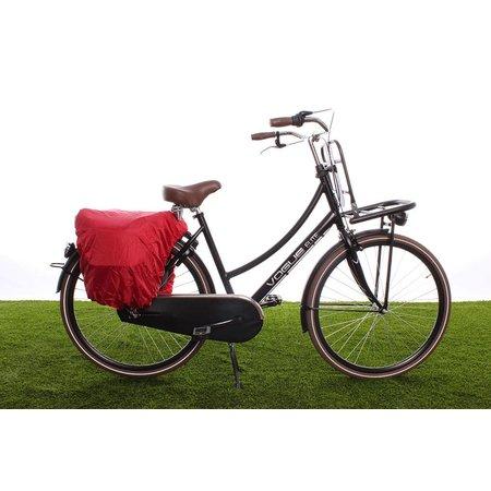 Beck Dubbele fietstas Sporty 30L Bruin