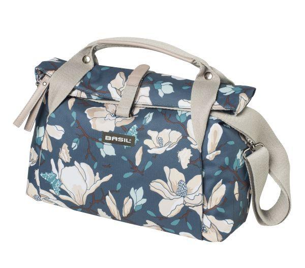 Stuurtas Magnolia City bag 7L Teal blue