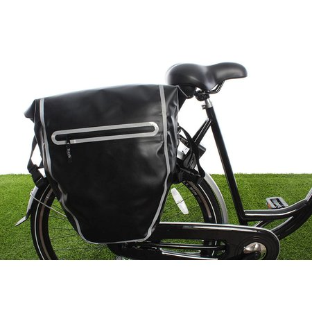 Beck Enkele fietstas DR.Y 20L Zwart