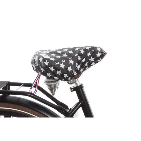 Hooodie Zadeldekje Saddle Stars - waterafstotende zadelhoes fiets