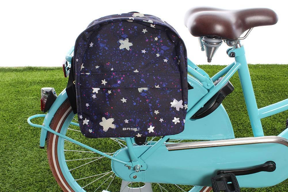 Kinderfietstas Stardust backpack Nightshade