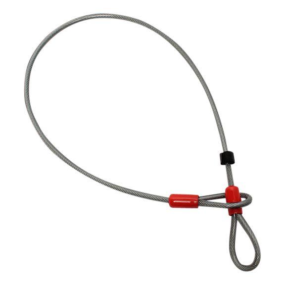 Kabel voor hangslot Cable 120/10 - 120 CM