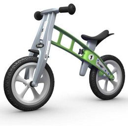 FirstBIKE Loopfiets Basic Groen