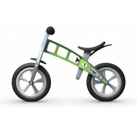 FirstBIKE Loopfiets Basic Groen