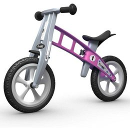 FirstBIKE Loopfiets Basic Roze