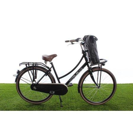 Cortina Oslo Shopper Bag 18L Antra/Black voor op de voordrager