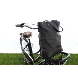 Cortina Oslo Shopper Bag 18L Antra/Black