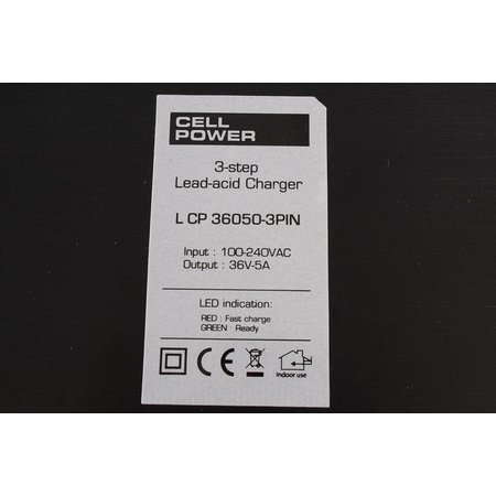 Cellpower Acculader 36V 5A