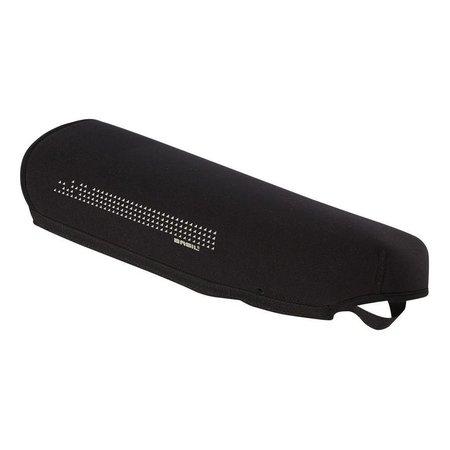 Basil accu/ batterij cover black lime - voor bagagedrager accu
