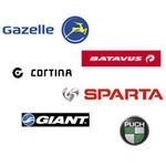 Fietsaccu zoeken op merk e-bike