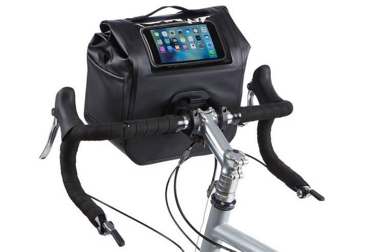 Trekking fietstas - stuurtas voor navigatie