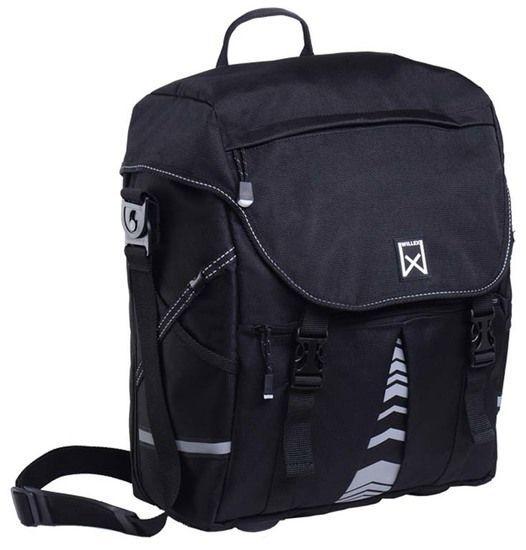 Willex Pakaftas en schoudertas XL 1200 25L Zwart