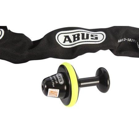 ABUS Granit 68 Victory + ketting 12 mm x 120 cm met loop