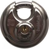DoubleLock Discus Lock 70 mm K.A. - gelijksluitend
