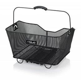 XLC Fietsmand  CarryMore Staal Zwart