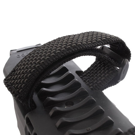 ABUS Bordo Granit X Plus 6500 85 cm zwart