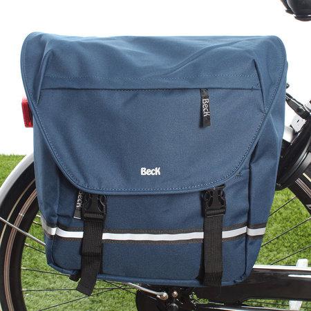Beck Enkele fietstas SPRTV Single Blue 15L