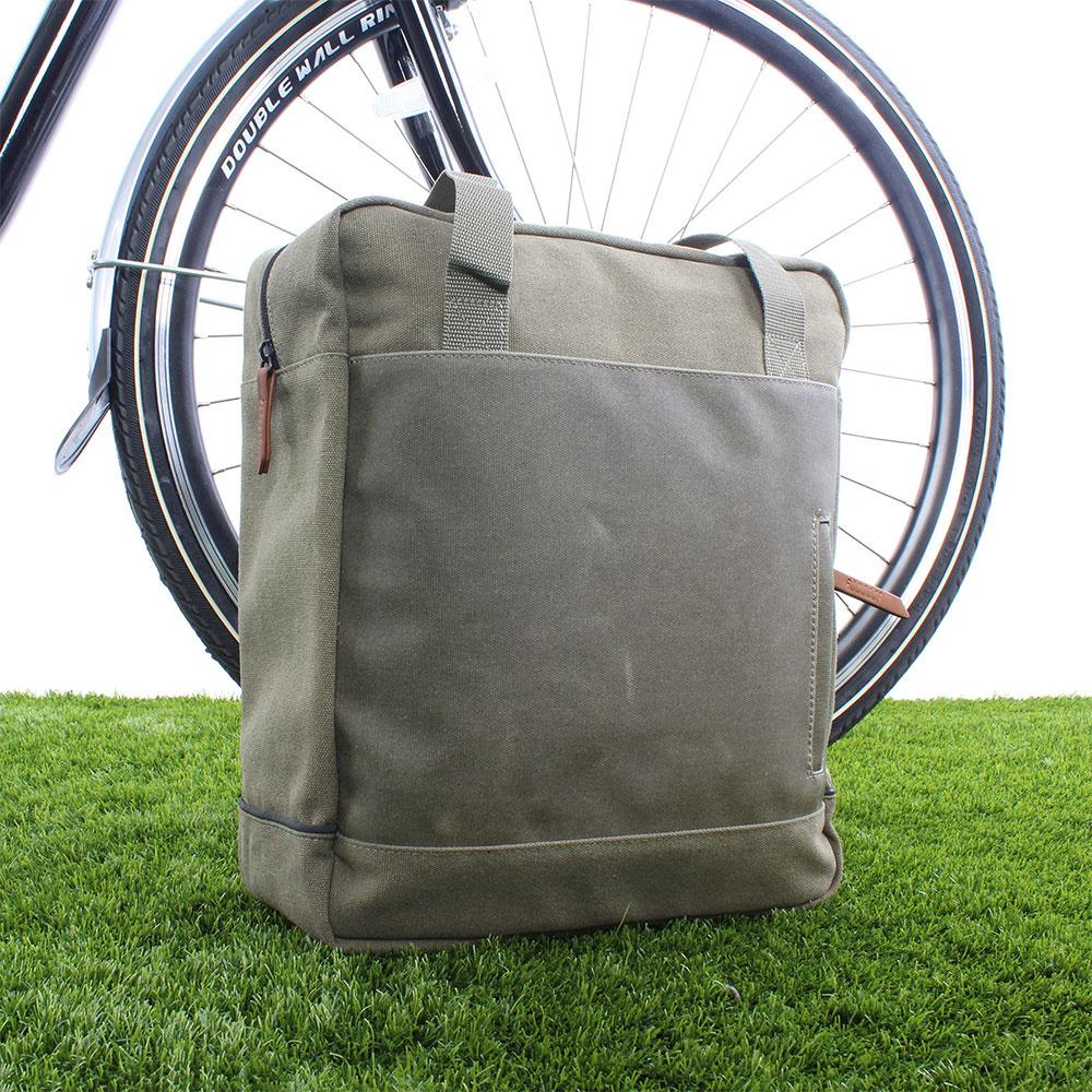 Enkele fietstas Nort Green 18L