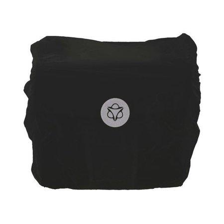 AGU Regenhoes Essentials Zwart S voor stuurtassen