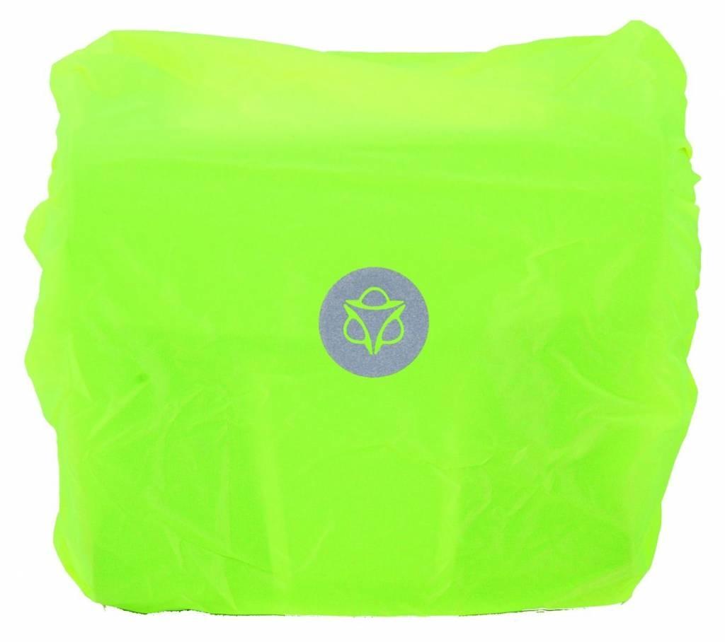 Regenhoes Essentials Neon Geel S voor stuurtas