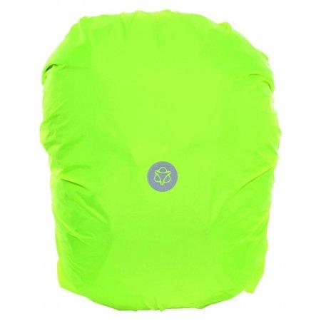 AGU Regenhoes Essentials Neon Geel L voor achtertassen