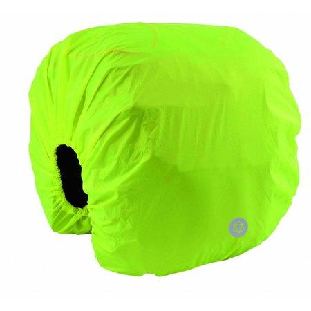 AGU  Regenhoes Essentials Neon Geel XL voor dubbele achtertassen