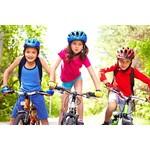 Hoe zorgt een kinderfietshelm voor extra veiligheid?