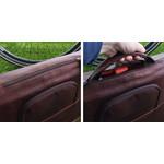 Fietstassen met laptopvak voor laptop of notebook van 15,4 inch