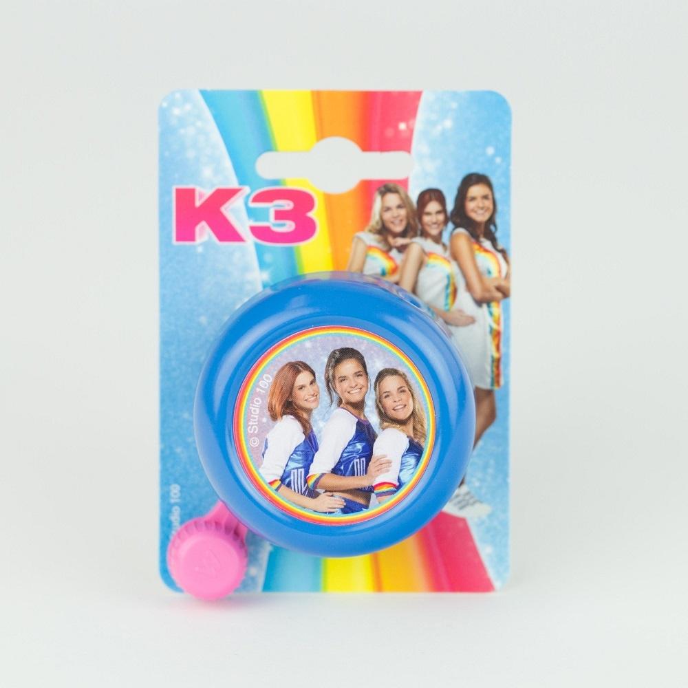Fietsbel K3 Lichtblauw