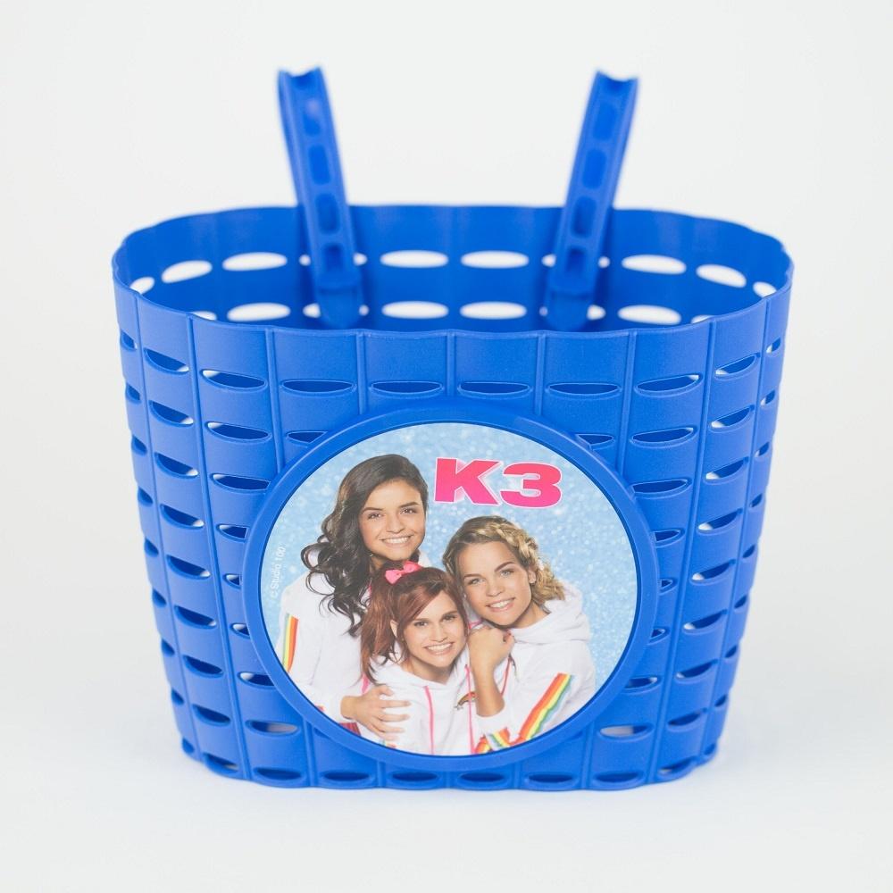 Kindermandje K3 Blauw
