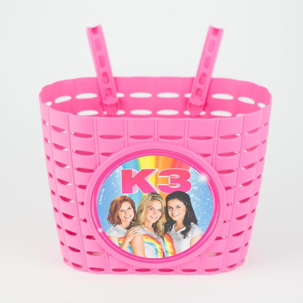Kindermandje K3 Roze
