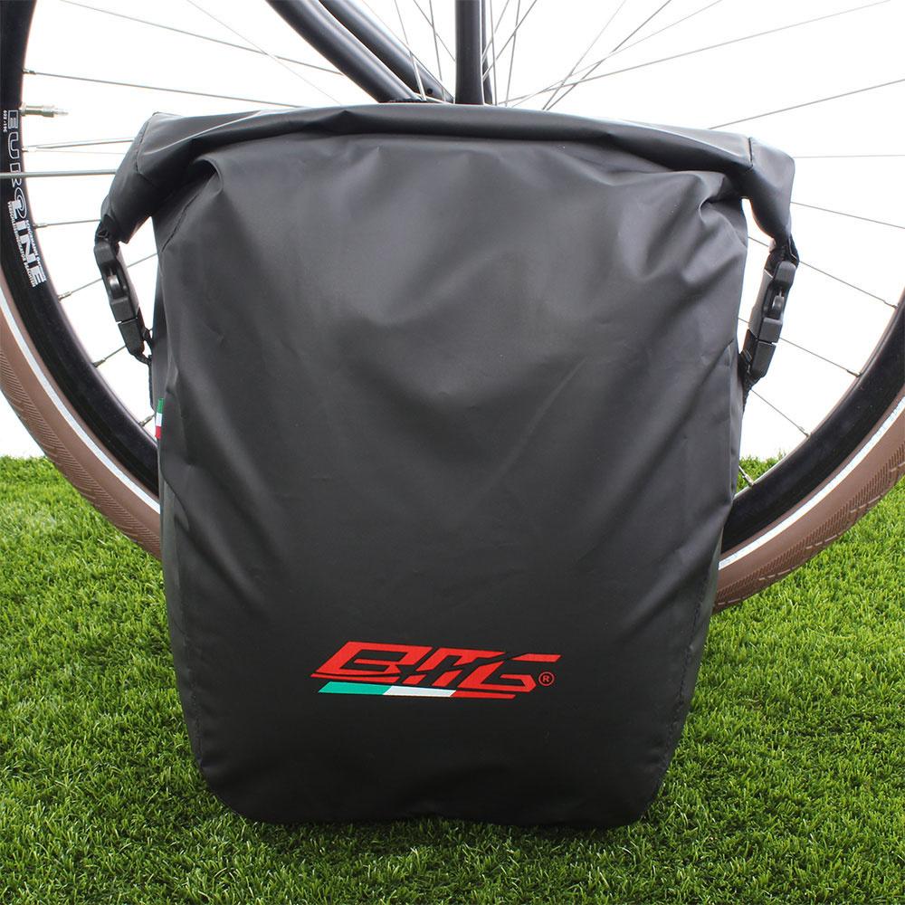 Enkele fietstas BMG 13L Zwart