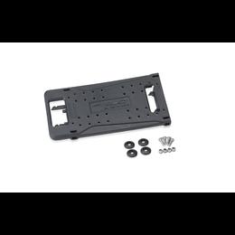 XLC Adapterplaat Zwart