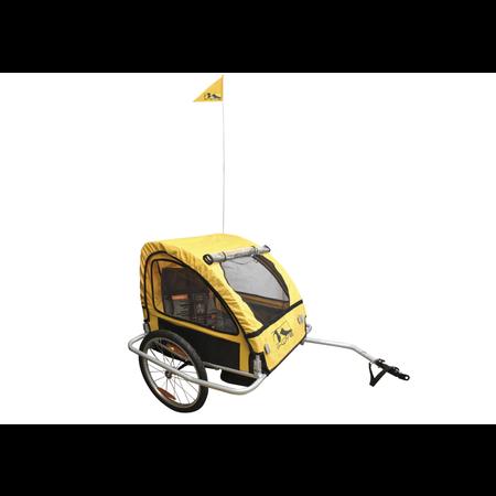M- Wave Fietskar Carry All - voor twee kinderen