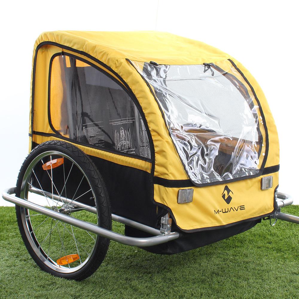 Goede M-Wave Fietskar Carry All - voor twee kinderen - Fietsparadijs.com XX-95