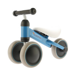 "PexKids Loopfiets Scooter Tri-bike 6"" Blauw"